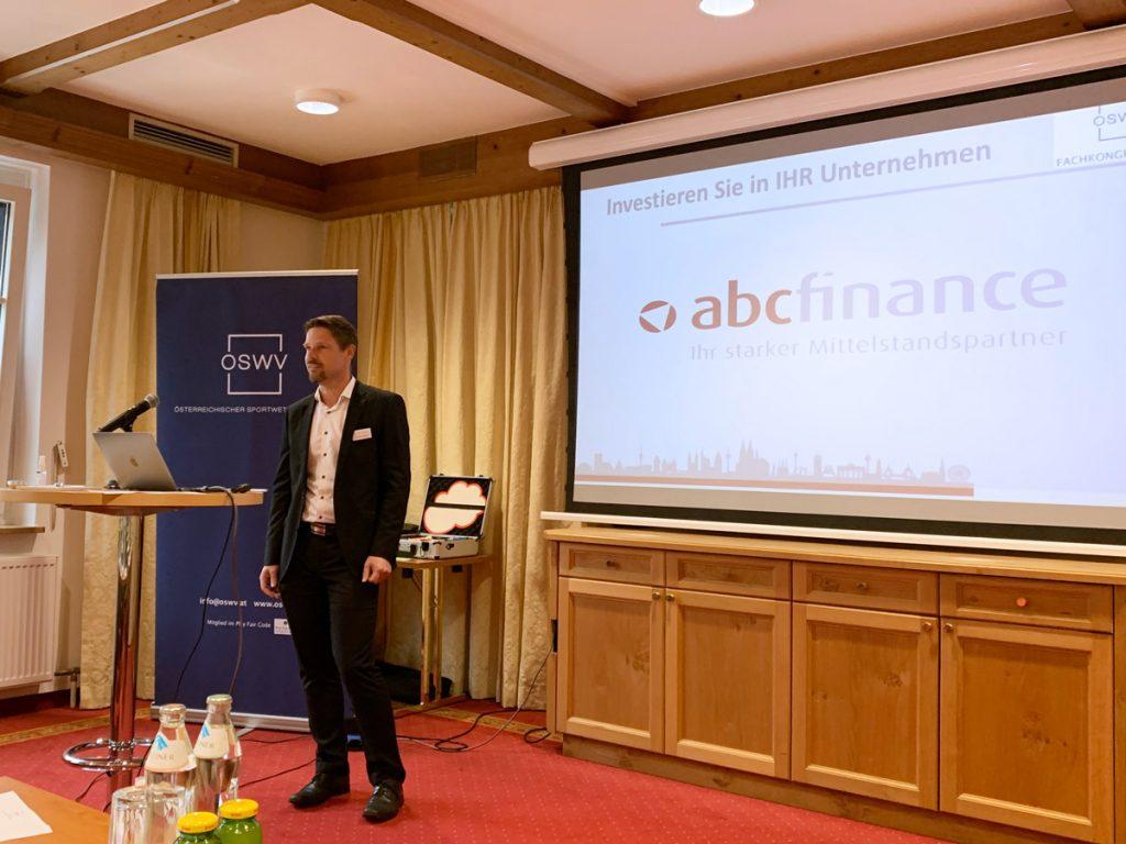 Harald Jakob - abcfinance GmbH