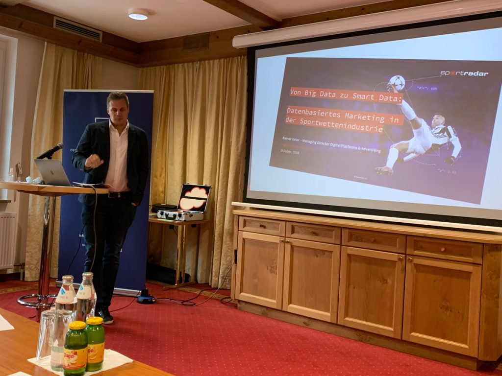 Florian Geheeb - Sportradar