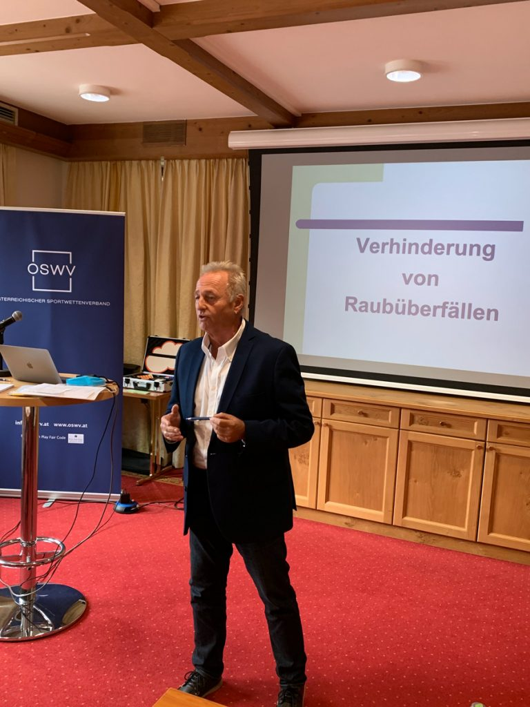 Thomas Schweizer - Gruppeninspektor LKA Wien